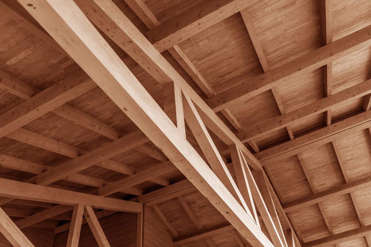 Rénovation de charpente en bois